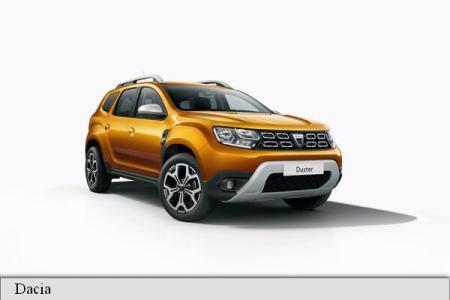 Dacia va prezenta noul Duster pe 12 septembrie, la Salonul Auto de la Frankfurt