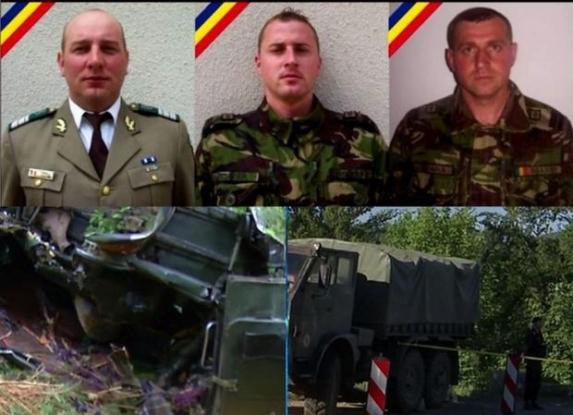 Dreptate pentru urmaşii militarilor argeşeni morţi la Dâmbovicioara