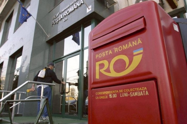 Permise de conducere şi certificate de înmartriculare, livrate cu Poşta Română