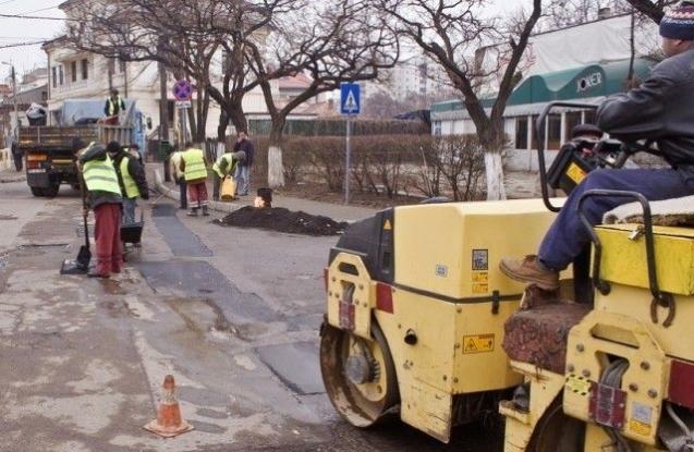 10 străzi din Piteşti vor fi reabilitate