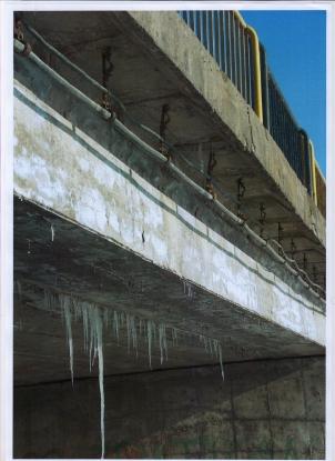 Pod deteriorat la Topoloveni. E nevoie de o intervenţie de urgenţă!