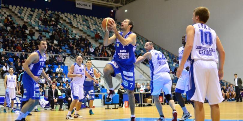 BCM U Piteşti îşi prezintă lotul pentru noul sezon