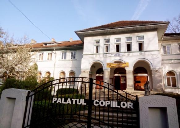 Proiecte Erasmus prezentate la Palatul Copiilor din Piteşti
