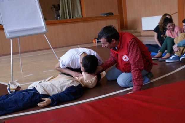 TNL Mioveni a organizat un curs de prim-ajutor