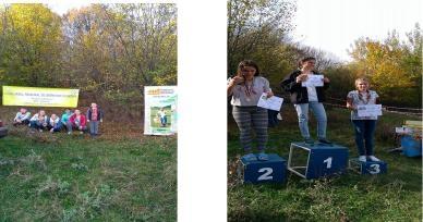 Rezultate frumoase pentru elevii Palatului Copiilor Piteşti, la Concursul Regional de orientare sportivă - Trofeul Alutus, Râmnicu Vâlcea
