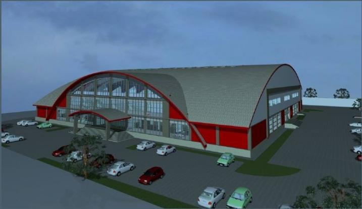 Sala polivalentă din Piteşti va fi finanţată de Guvern