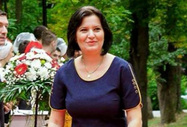 Simona Brătulescu, mesaj emoţionant pentru Radu Vasilică