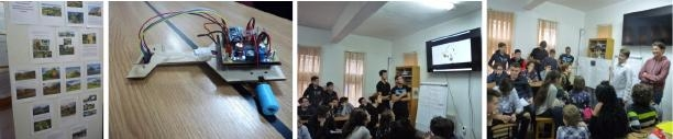 Un nou proiect educativ la Palatul Copiilor Piteşti