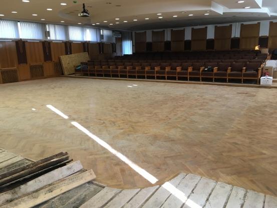 Consiliul Judeţean va avea o nouă sală de şedinţe