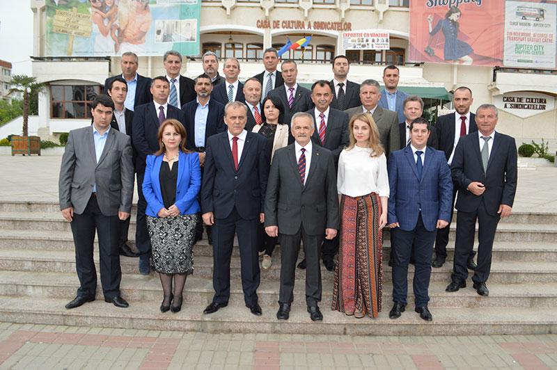 Ion Georgescu şi-a lansat candidatura la Primăria Mioveni