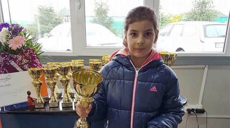 Succes internaţional pentru o sportivă din Mioveni