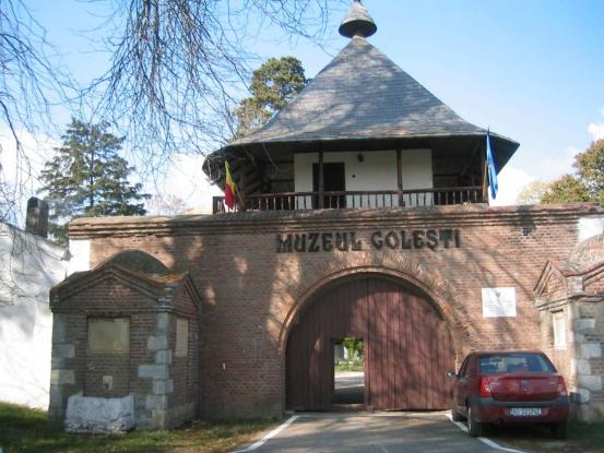 Eveniment la Muzeul Goleşti