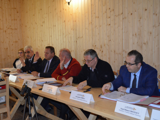 Reuniune ADR Sud Muntenia la Nucşoara