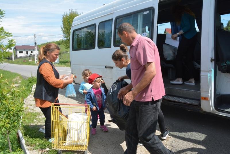 Mioveni: 7 familii vor avea un Paște mai bogat