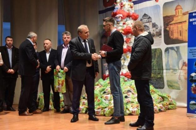 Sportivii de succes din Mioveni au fost premiaţi