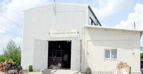 Reparaţii la incineratorul din Găvana