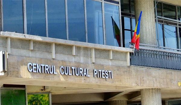 Un rabin la Centrul Cultural Piteşti