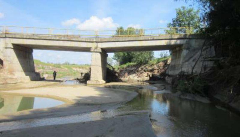 Un pod din Vedea intră în reparații