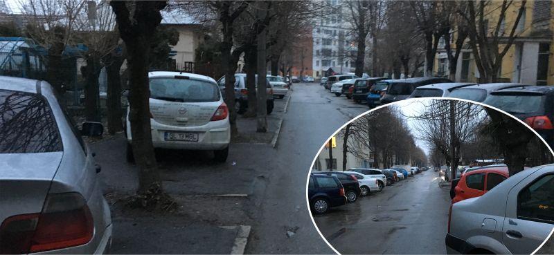 La Pitești șoferii își fac de cap. Poliția locală doarme!