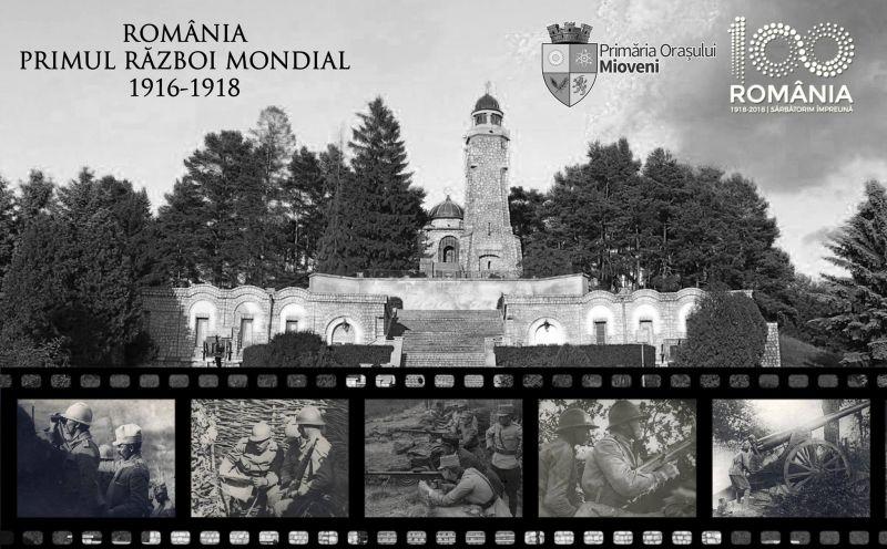 Mioveni: Anunț important pentru cei care au avut rude ce au luptat în Primul Război Mondial