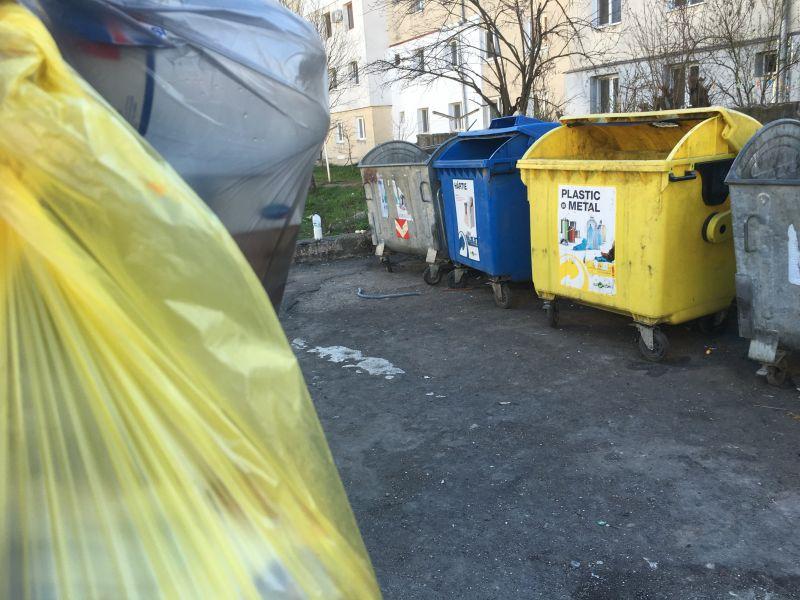 Pitești: Află programul de colectare a deșeurilor reciclabile