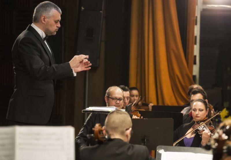Concert pentru trompetă şi orchestră la Filarmonica Piteşti