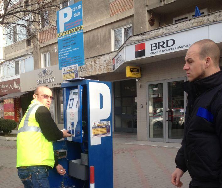 Pitești: Prețul parcărilor cu plată a crescut cu 8%