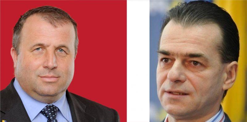 Mărăşoiu, replică acidă pentru Ludovic Orban