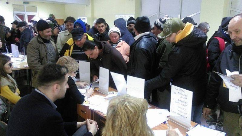 Peste 10 mii de șomeri în Argeș