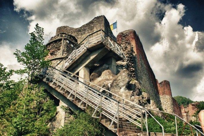 Finanțare de 10,7 milioane lei pentru Cetatea Poenari