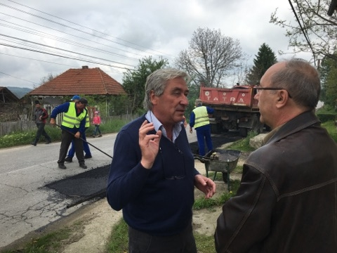 Marius Postelnicescu acuză starea drumurilor din sud