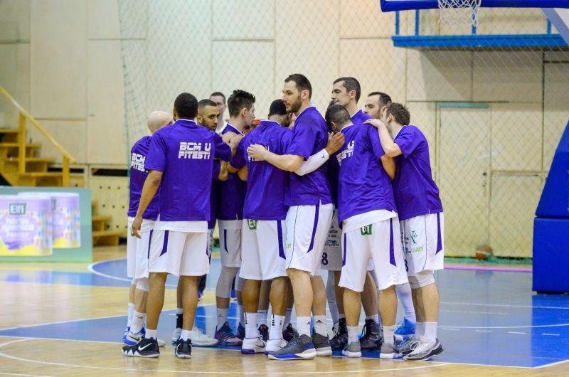Ultimul meci înainte de TOP 6! Vino și tu alături de BCM U Pitești!