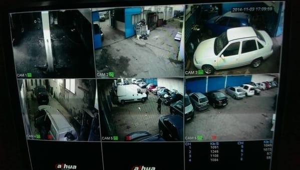 Poliţia amendează firmele fără analiză la risc. Degeaba ai camere de luat vederi!