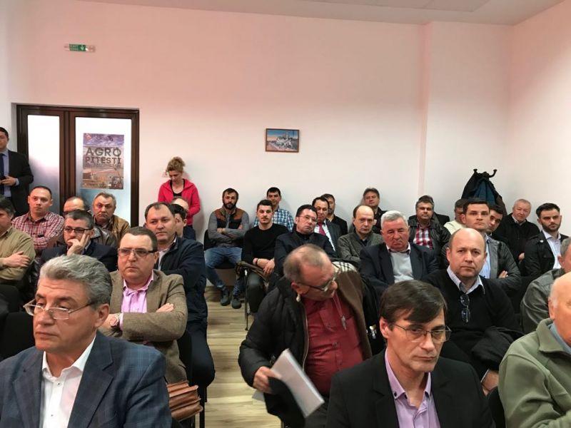 Oamenii de afaceri, susținuți de PNL Argeș