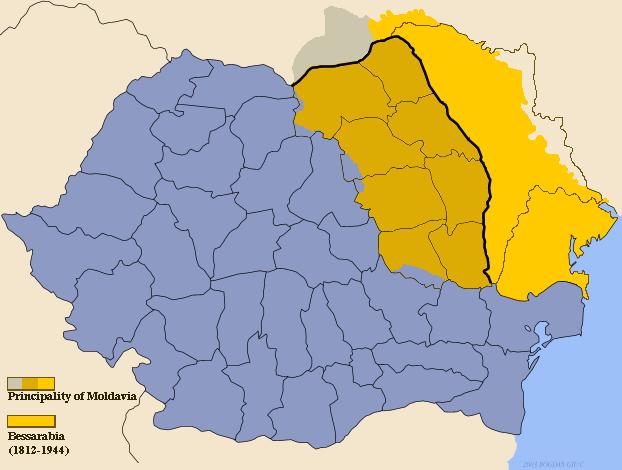Simte românește! 100 de ani de la Unirea Basarabiei cu România!