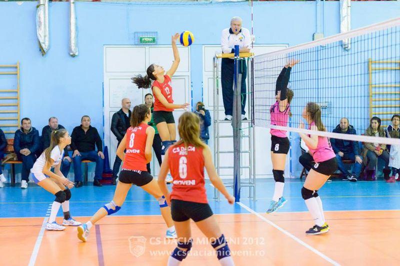 CS Dacia Mioveni 2012 va juca la Sibiu în Turneul Semifinal al Diviziei Speranţe