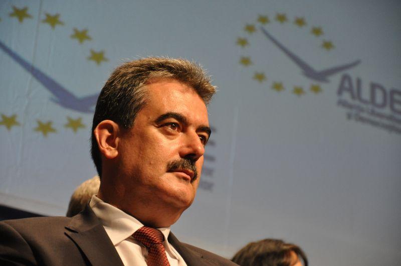 Andrei Gerea, atac la președintele Iohanis