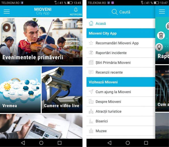 Mioveniul face primii pași în conceptul Smart City