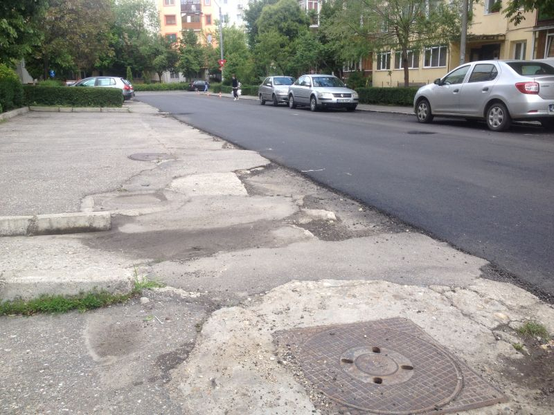 13 străzi din Pitești intră în reabilitare