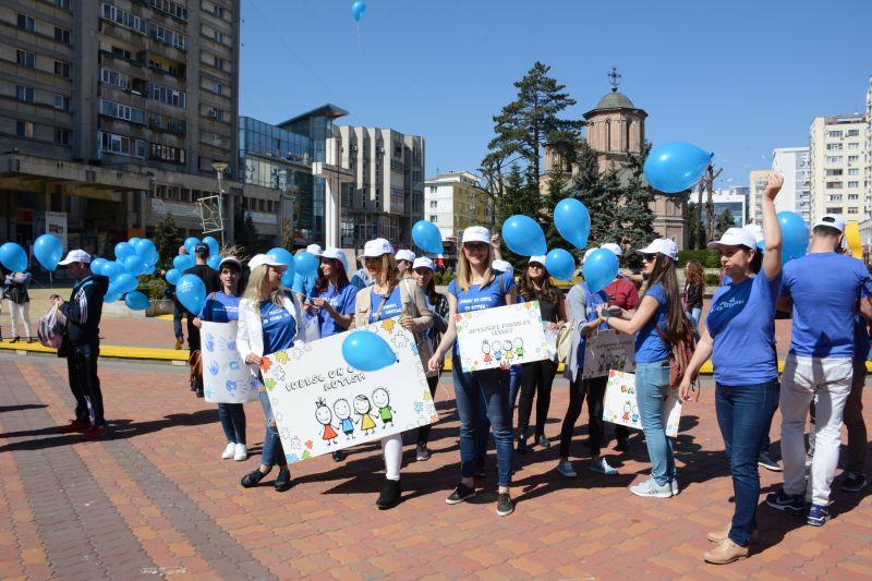 Marșul autismului