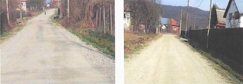 Se asfaltează drumurile de la Băiculești