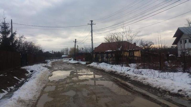 Încep asfaltările la Moșoaia