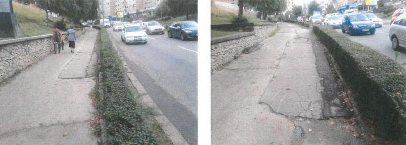 Se modernizează Calea Craiovei