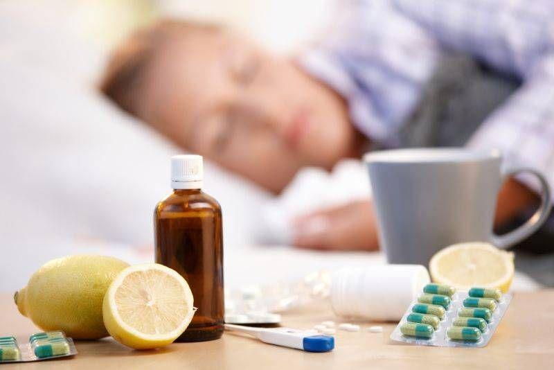 115 bolnavi de gripă în Argeş