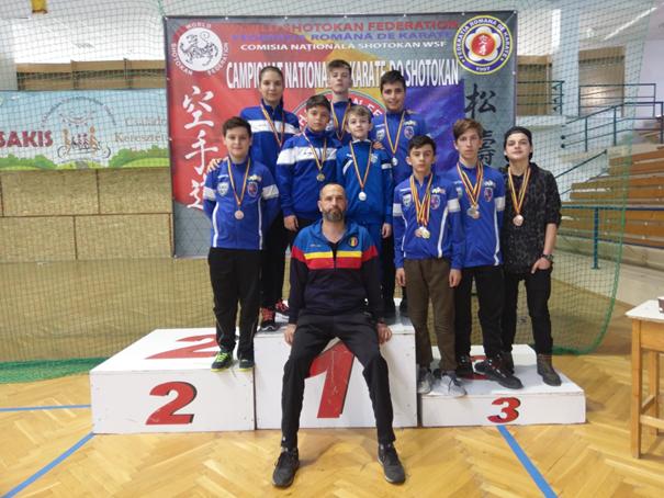 FC Argeş trimite 7 sportivi la Campionatul Mondial de Karate!