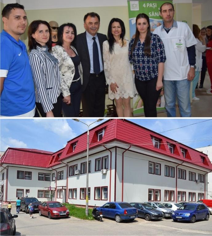 Dispensarului Uman Mioveni a împlinit un an de la inaugurare