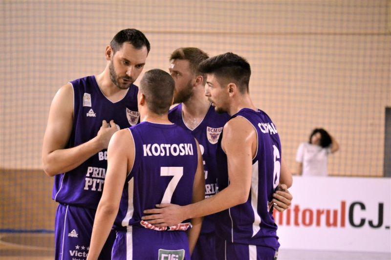 BCM U Pitești se află în fața ultimului meci, de pe teren propriu, din sezonul regulat. Hai și tu la sală!