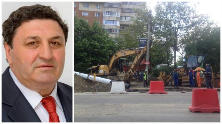 Reparaţiile la străzile din Câmpulung Muscel se lasă aşteptate!