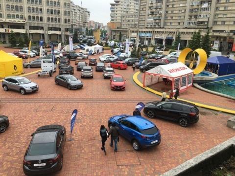 AOA blochează Piaţa Vasile Milea