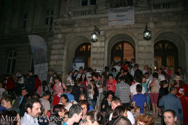 Noaptea Muzeului Argeșean